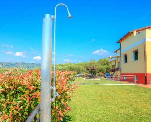 Villa il Poggiolo - Lawn