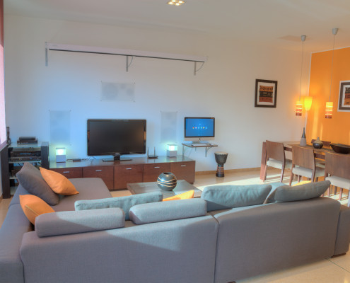 ViP Suite - Family Room