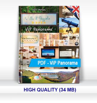 ViP Panorama - user manual