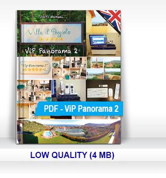 ViP Panorama 2 - user manual